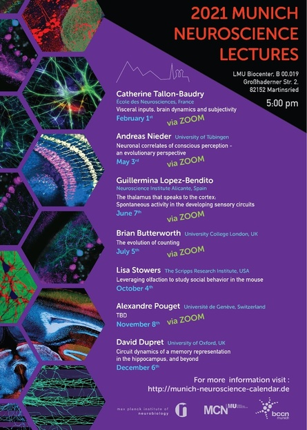 Current Poster - Munich Neuroscience Lecture Series